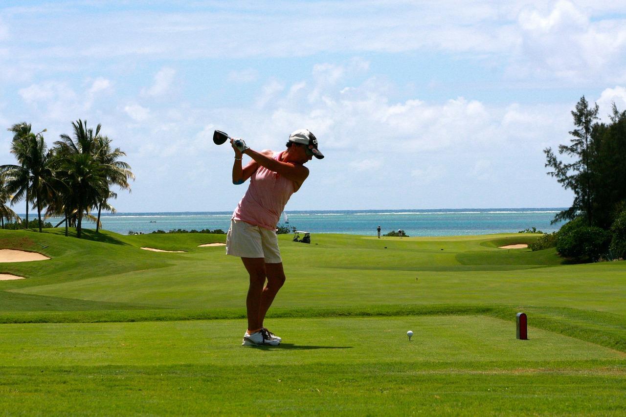 ゴルフをもっと簡単にするためには!? その1 下半身の正しいコントロールを徹底的に追求!