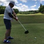 ゴルフが難しい理由はこれだ!! 間違ったクラブの通り道を直しましょう!