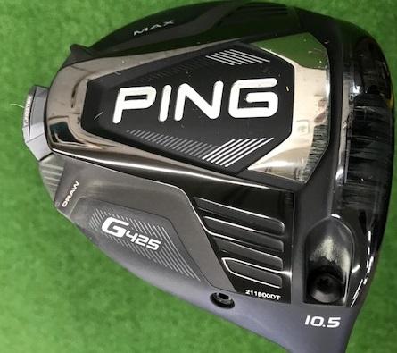 最新ドライバーを打ちやすくセッティングしてみました! PING G425 MAX